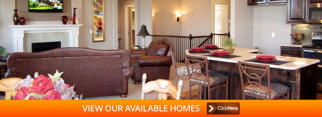 View our Available Homes....